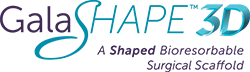 GalaSHAPE 3D Surgical Scaffold Logo
