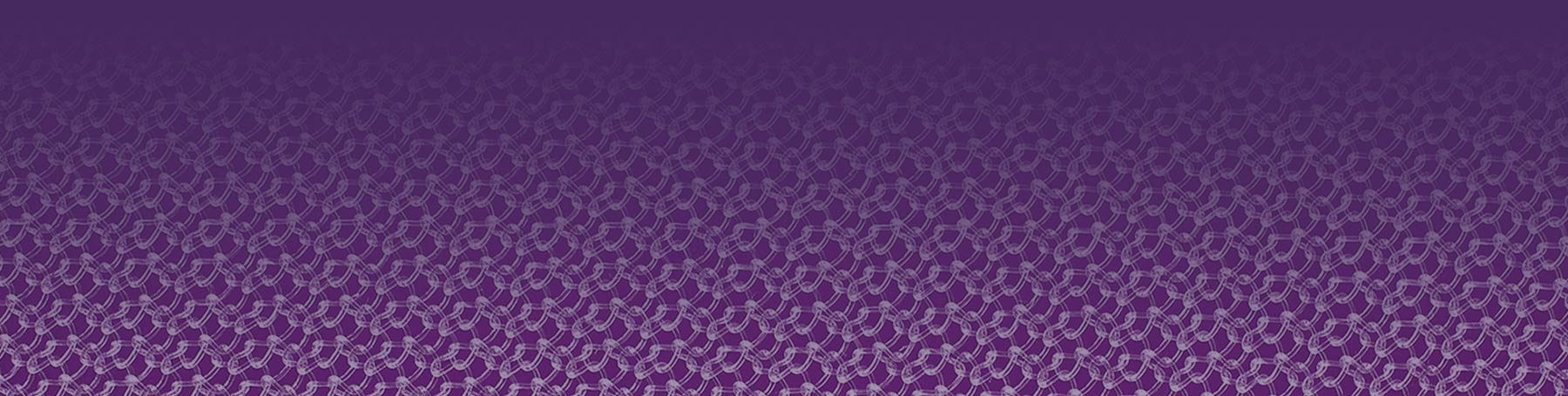 Monofilament Surgical Mesh Detail with Purple Overlay
