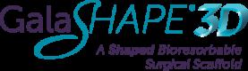 GalaSHAPE 3D Logo